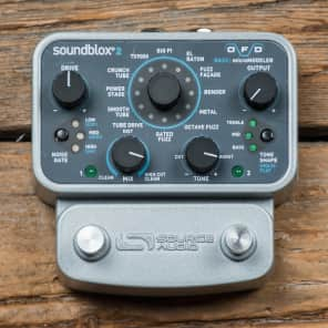 Source Audio Soundblox 2 OFD Bass microModeler