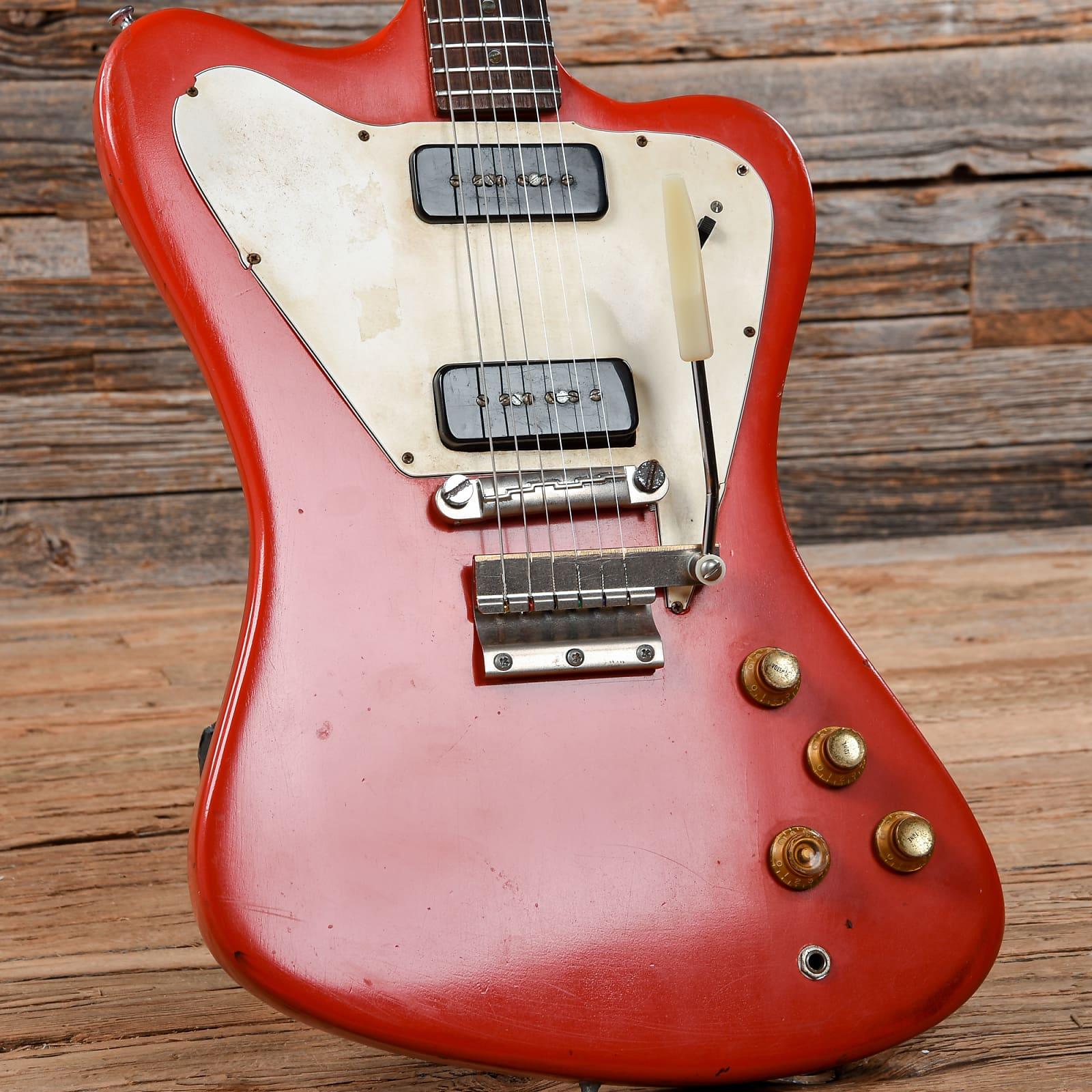 Stupendous Gibson Firebird I Cardinal Red Refin 1965 S791 Wiring Digital Resources Honesemecshebarightsorg