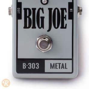 Big Joe Stomp Box Company Raw Series Metal Distortion B-30 2015