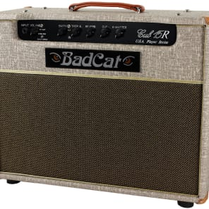 "Bad Cat Cub 15R USA Player Series 15-Watt 1x12"" Guitar Combo with Reverb"