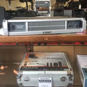 QSC PLX2502 PLX2 Series Compact Rack-Mounted Power Amp