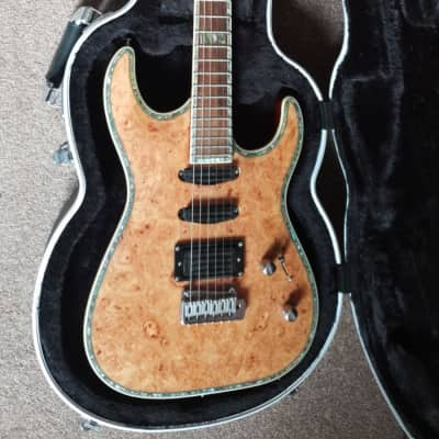 Rare - Mirage Guitar Works - Ervin II -  Ervin II  2006 mahogany/maple for sale