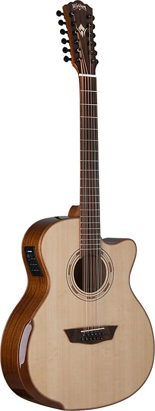 washburn comfort series wcg15sce12 b stock xyz guitars reverb. Black Bedroom Furniture Sets. Home Design Ideas
