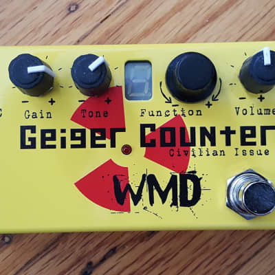 WMD Geiger Counter Civilian Issue 2015