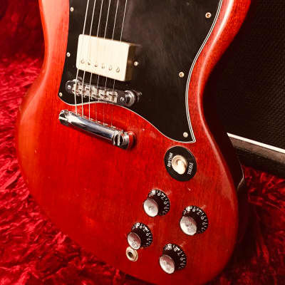 f19c8b4ac See Similar Electric Guitars. Gibson SG Special 2004