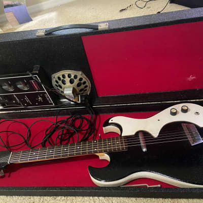Silvertone 1448 With Case Amp for sale