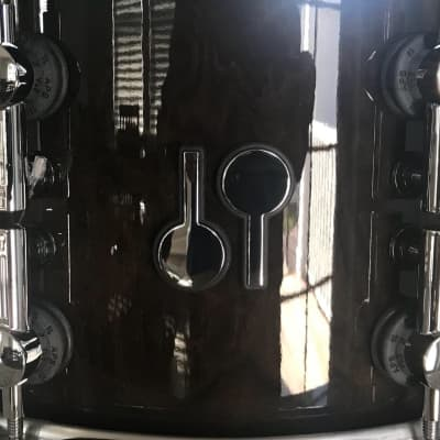 Sonor SQ2 13x7 Maple Snare Drum Dark Roots High Gloss