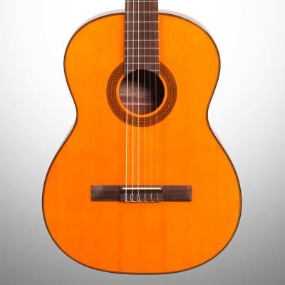 Takamine GC1 NAT G Series Classical Nylon String Acoustic Guitar Natural Gloss