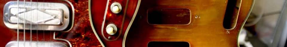 mLaval Guitar Parts