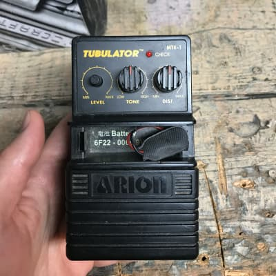 Arion MTE-1 Tubulator 1980's Black for sale