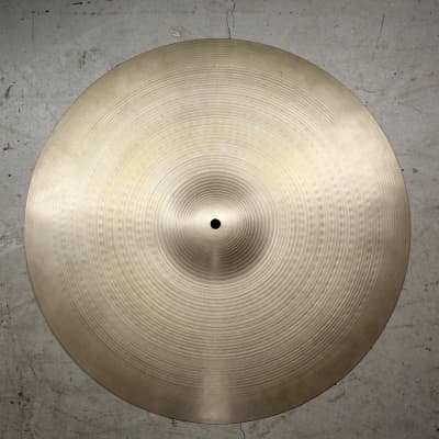 "A. Zildjian 20"" '70s Stamp Ride Cymbal"