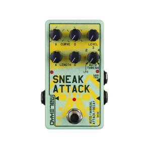 Malekko Sneak Attack Analog VCA Guitar Effects Pedal
