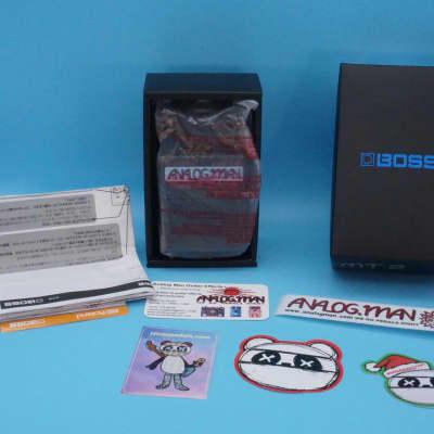 Boss MT-2 Metal Zone Distortion w/Original Box | Modded Analogman (MT2 Pro Mod) | Fast Shipping!