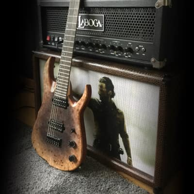 Overload Raijin7 2017 Black burst for sale