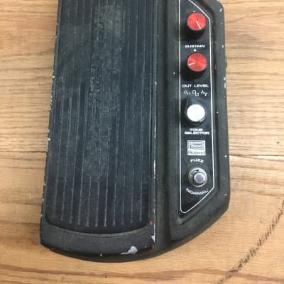 1970's Roland AD-50 Double Beat Fuzz Wah for sale