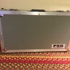 Line 6 Pod HD-500X with road case and power supply