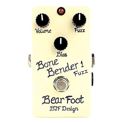 BearFoot FX Bone Bender MKI Fuzz DEMO