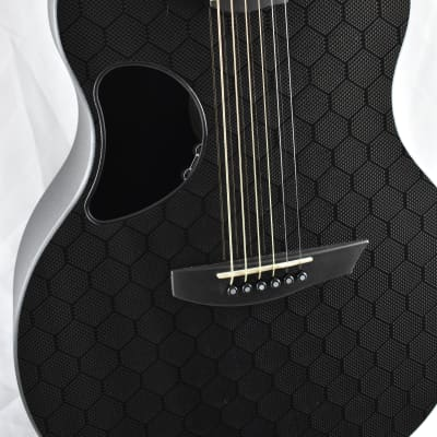 McPherson Sable Full Size Honeycomb 2019 Black Carbon Fiber for sale
