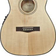 Fender CF140SCE Cutaway Folk Acoustic Electric - Natural for sale