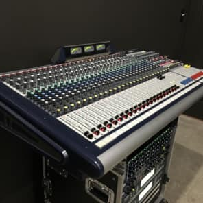Soundcraft GB8 24-Channel Mixing Console