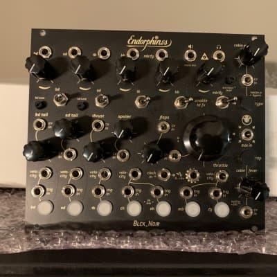 Endorphin.es BLCK_NOIR Analog Drum Synthesizer