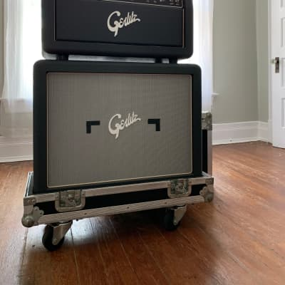 Gerlitz Revelator Dual Amp G1 and 2x12 Cab (with road cases) for sale