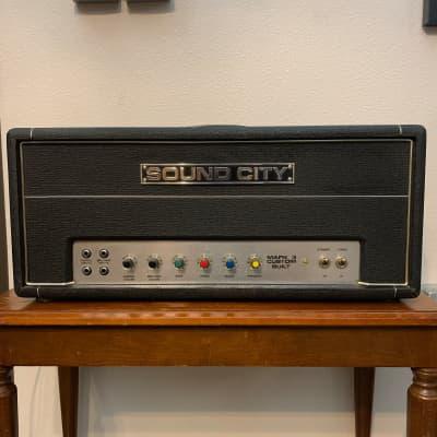 1969 Sound City L100 mk3 100w (Similar to Hiwatt DR103, Laney) for sale