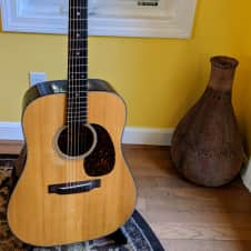 1953 Martin D 18 Player Aged Natural Gloss