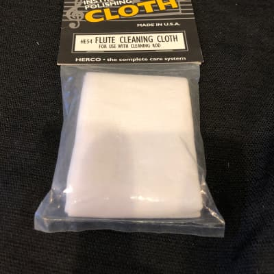 Herco HE54 Flute Cleaning Cloth