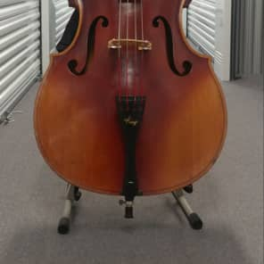 Kay M-1 W late 1939/early 1940 Sunburst String Bass for sale