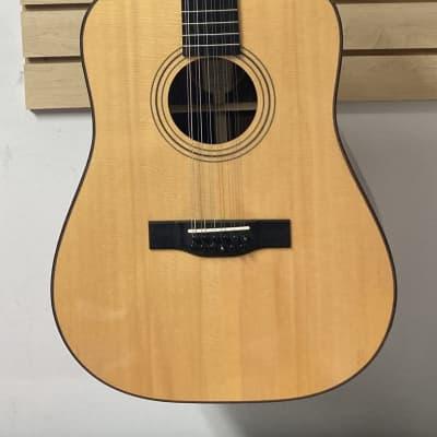 David Webber Dreadnought 12-String Guitar for sale
