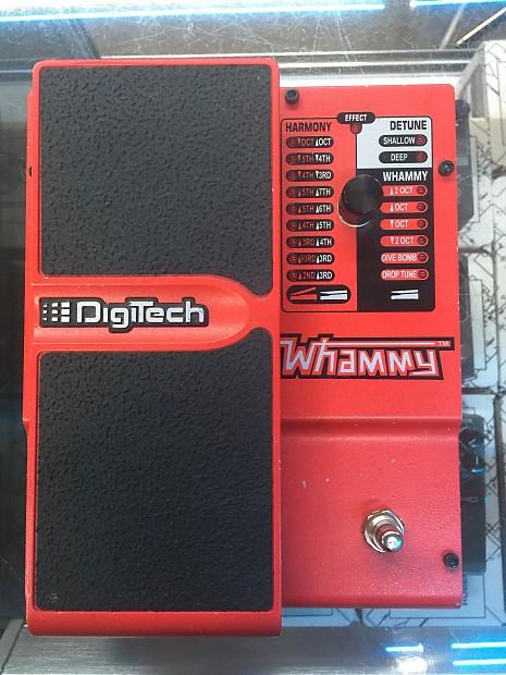 r4374 digitech whammy 4 pitch shift pedal gear exchange reverb. Black Bedroom Furniture Sets. Home Design Ideas