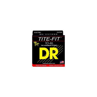DR Strings MT-10 Tite Fit 10-46