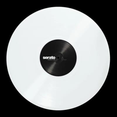 """Serato SCV-PS-CLE-OV 12"""" Serato Control Vinyl, Clear, Pair"""
