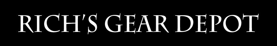 Rich's Gear Depot