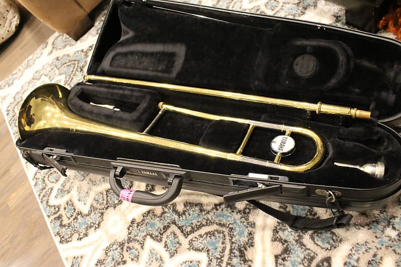 96ad7f3fb8f Yamaha YSL-200AD Advantage Tenor Trombone (YSL-354 Equiv) w/ | Reverb