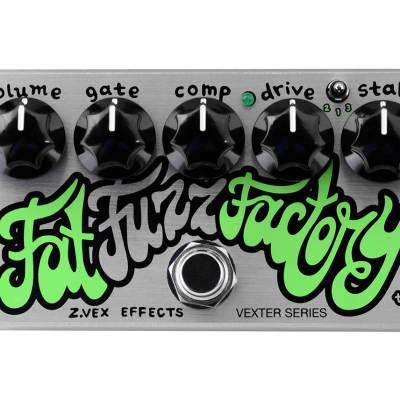 ZVEX Effects Vexter Fat Fuzz Factory