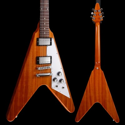Gibson DSV00ANCH1 Flying V 2020 Antique Natural 135 7lbs 4.8oz for sale