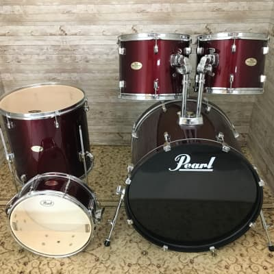 Used Pearl Forum 5 Piece Shells