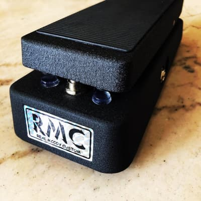 Real McCoy Custom - RMC4 Picture Wah