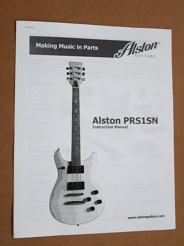 [DIAGRAM_38EU]  DIY Electric Guitar Kit Single Cutaway JR. Style Build | | Reverb | Alston Guitars Kit Wiring Diagram |  | Reverb