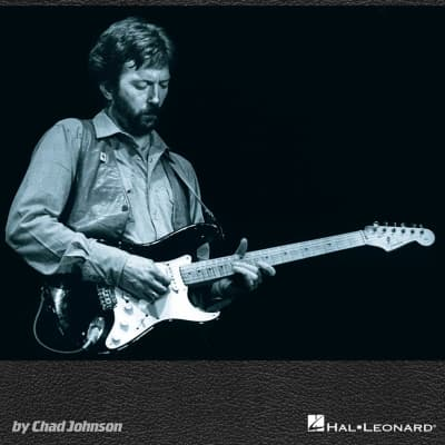 Play like Eric Clapton - The Guitar Lesson  Book with Online Audio Tracks