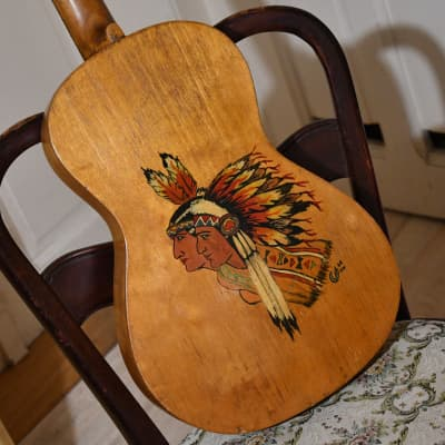 Vintage 1950's Cremona 510 – Video included, Hand-painted back+customized in 1962, Great condition for sale