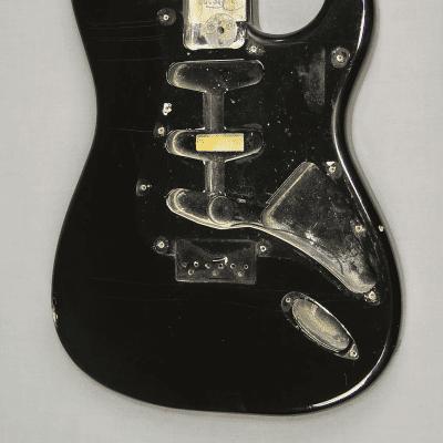 Fender Stratocaster Hardtail Body 1978 - 1981
