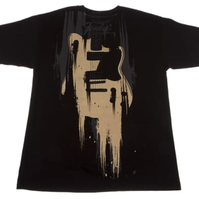Fender Fender Taking Over Me T-Shirt Black Xl for sale
