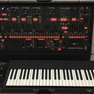 ARP 2600 with 3620 Keyboard - LIKE NEW -