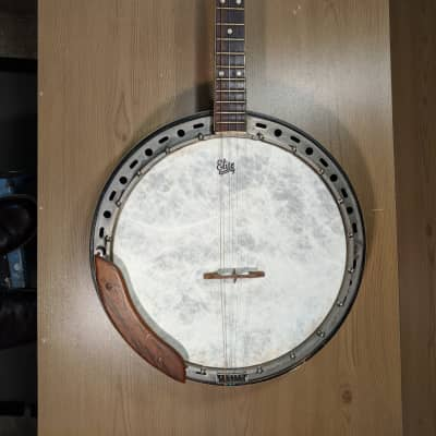 Kay Tenor Banjo 1940's chrome for sale