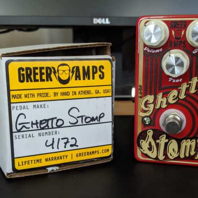 Greer Ghetto Stomp