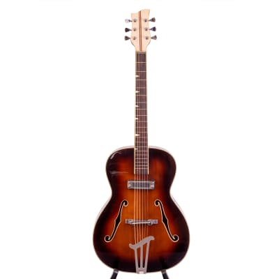 Migma Jazzgitarre  50er/60er violin sunburst restauriert 2020 for sale