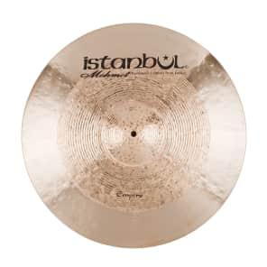 "Istanbul Mehmet 19"" Empire Medium Ride Cymbal"